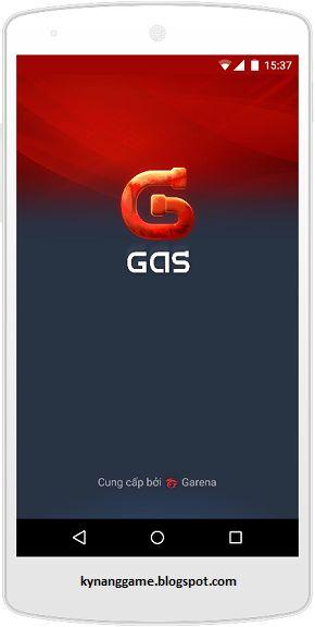 Giao diện GAS
