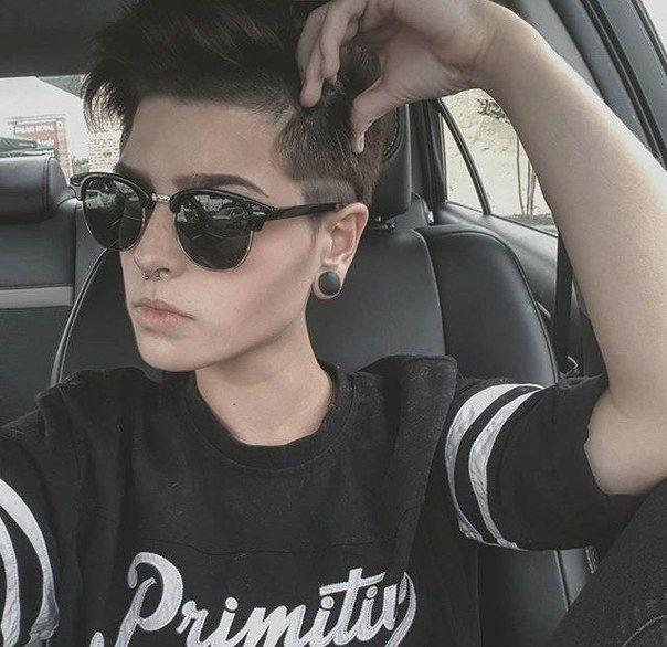 Beautiful Short Bob Hairstyles And Haircuts With Bangs Female