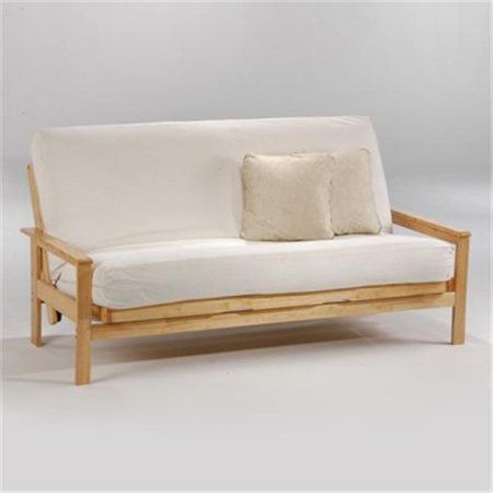 Night And Day Furniture Online Laby Qen Hic Albany Queen Futon Frame Hickory