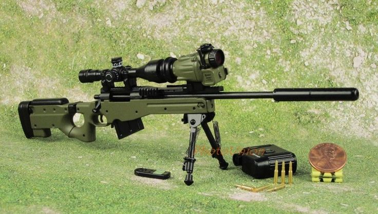 1 6 Action Figure Accuracy International Awm Mk 13 Mod 5