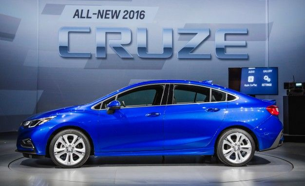 GM Sematkan Mesin Turbo Diesell 136hp Pada Chevrolet Cruze RS - http://bintangotomotif.com/gm-sematkan-mesin-turbo-diesell-136hp-pada-chevrolet-cruze-rs/