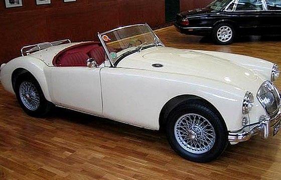 De 1950 à 1959, page 8, les voitures anciennes de collection, v1.