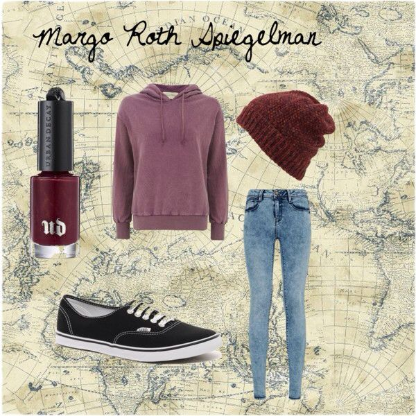 Margo Roth Spiegelman outfit