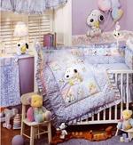 Baby Snoopy Nursery - wish this was around when our kids were born!