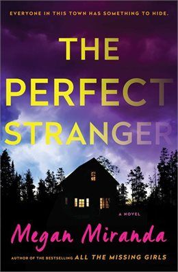 Book The Perfect Stranger: A Novel by Megan Miranda