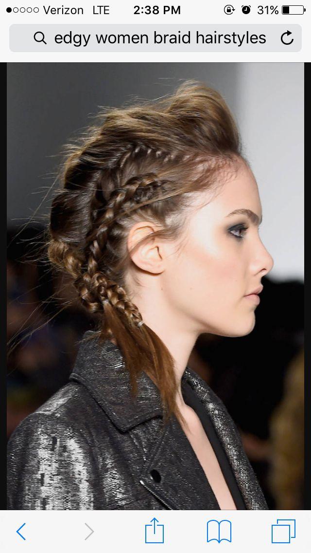 Punk braids