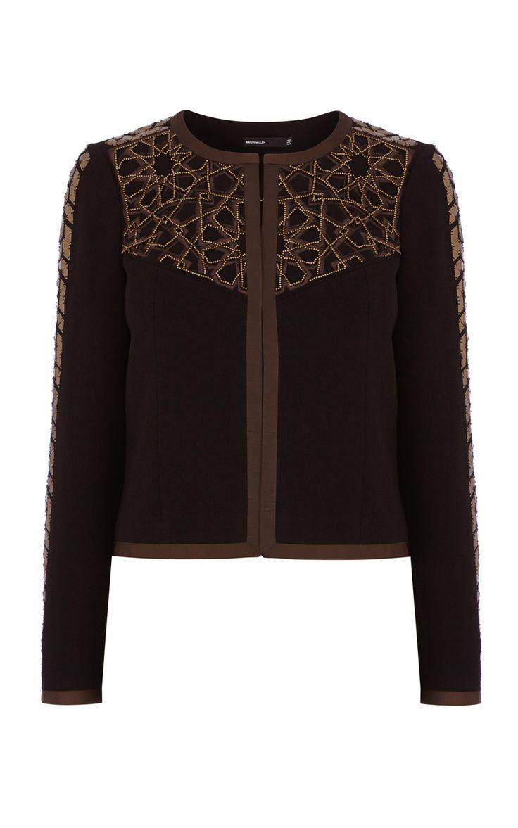 Ltd ed statement jacket   Luxury Women's Urban   Karen Millen