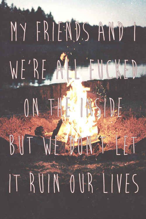 If You Like Pop Punk And Aren't Listening To The Wonder Years, You're Seriously Missing Out