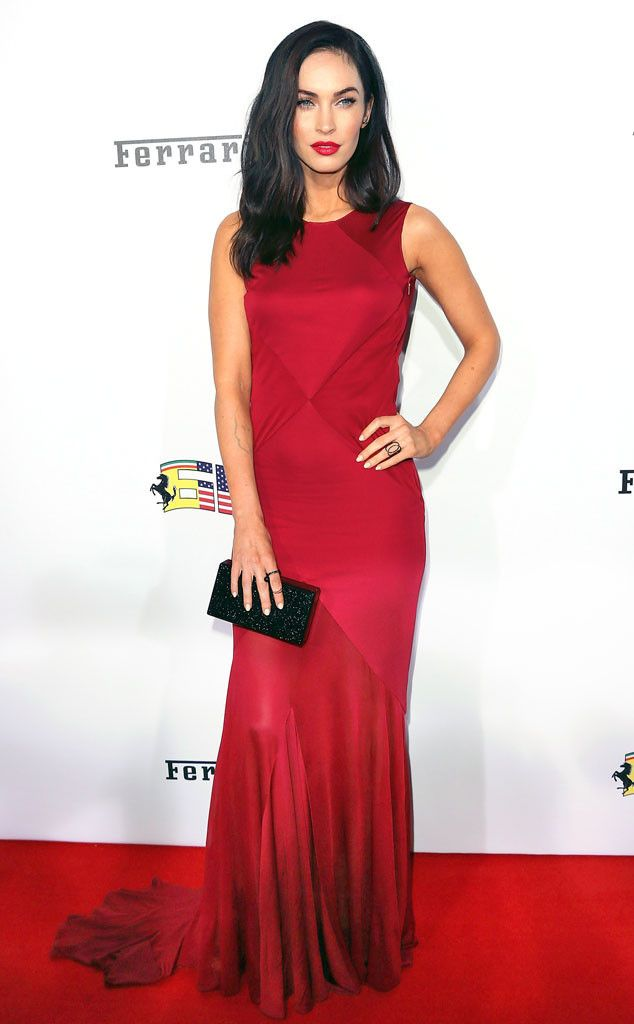 Scarlet Fever from Megan Fox's Best Looks | E! Online