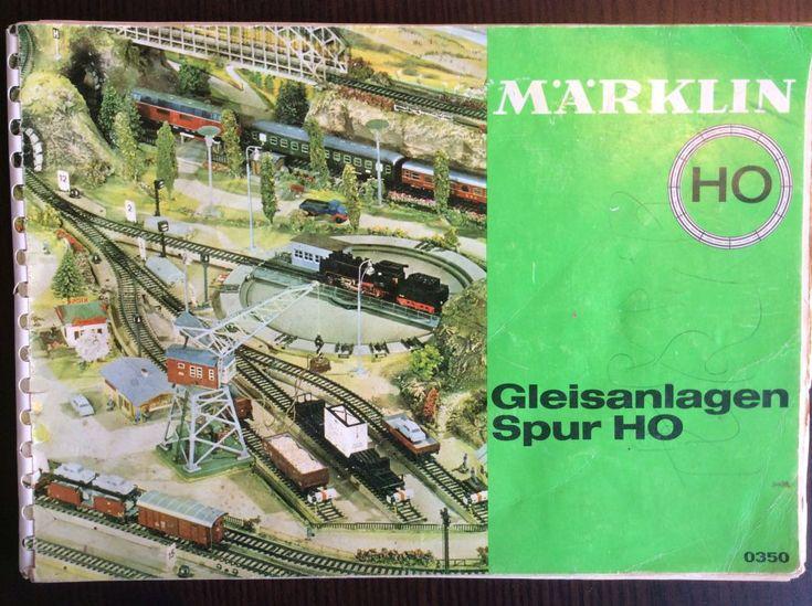 0350 Märklin Gleisanlagen Spur H0