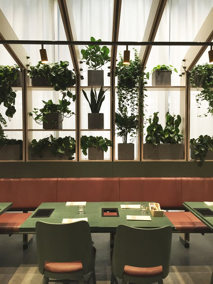 /Mother- Restaurant by Jordens Arkitekter - Architecture - Interior architecture