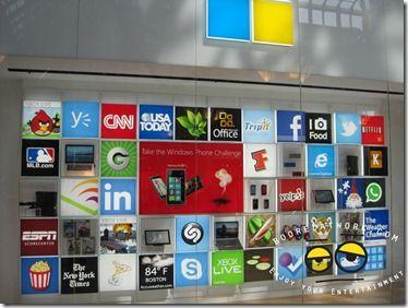 Microsoft Boston Grand Store Opening