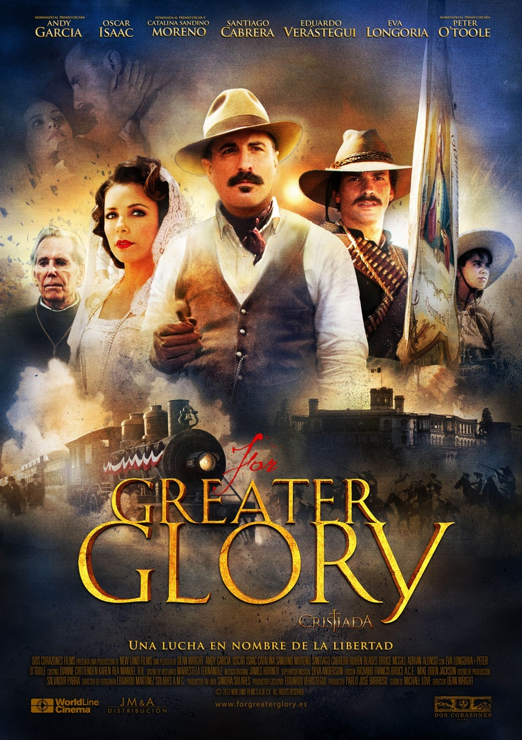 For greater glory - Cristiada