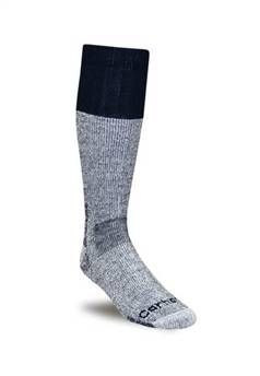 Carhartt Mens A66 Cold Weather Boot Sock - Navy | Buy Now at camouflage.ca