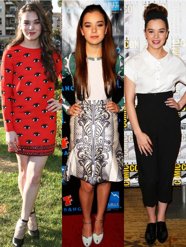 Hailee Steinfeld's 3 Stylish Comic-Con Outfits — Which Look Do YouLove?