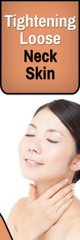 Tightening Loose Neck Skin