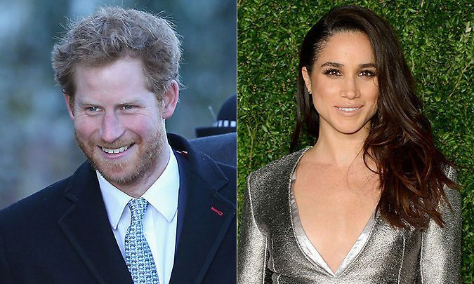Continuing their long-distance romance,  Meghan Markle has flown to London to see her boyfriend Prince Harry a week before her 36th birthday on August 4.  The Suits actress, dressed in a white blazer with her hair loose and cascading around her shoulders, was spotted going unnoticed at Waterloo station