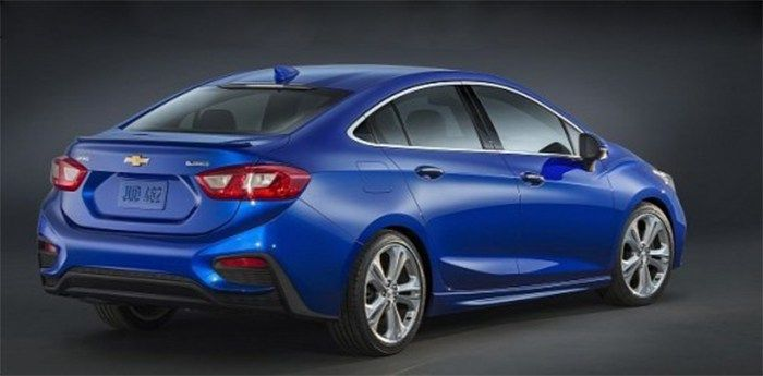 2019 Chevy Cruze Model And Release Date Chevy Cruze Cruze 2016