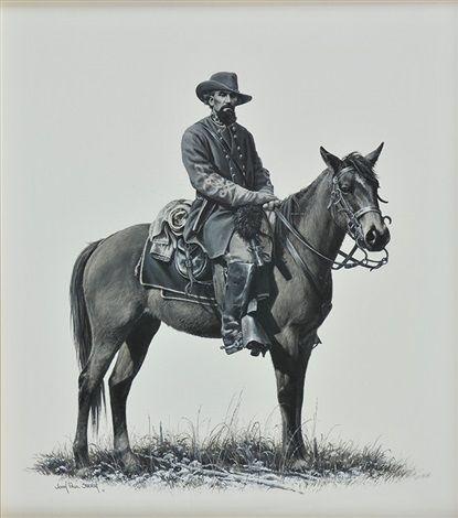 Nathan Bedford Forrest by John Paul Strain