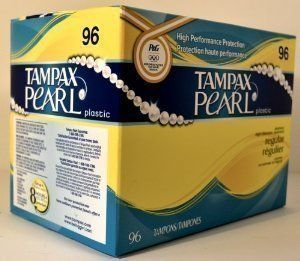 Tampax Pearl Regular Unscented - 96 ct. | Health Fitness Superstore List Price: $15.33 Discount: $0.00 Sale Price: $15.33