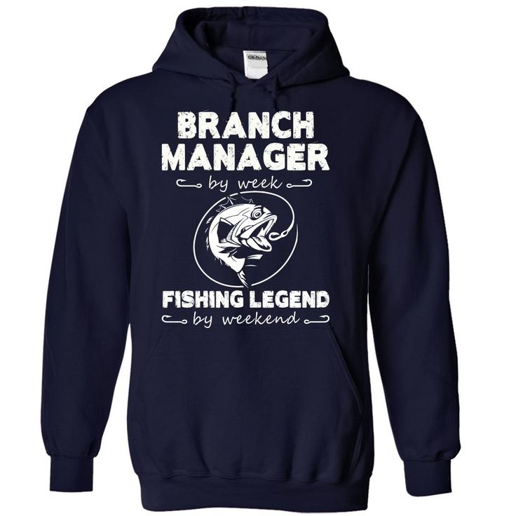 Branch Manager Tee and Hoodie