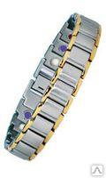 Мужской браслет Пент актив стильно и полезно для здоровья, энергия, сила, молодость.Браслеты разработаны в двух новых вариантах дизайна: классическом мужском и изысканном женском.Покрытие из 23-каратного золота, предлагаются в элегантной подарочной упаков