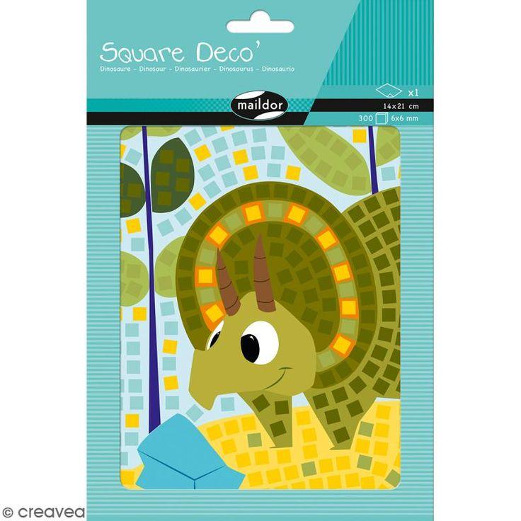 Compra nuestros productos a precios mini Caja creativa - Dinosaurio - 300 - Entrega rápida, gratuita a partir de 89 € !