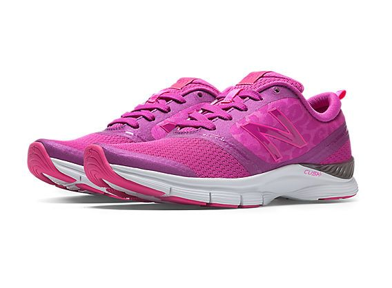 The 711 fitness-trainer is designed to bring you 360° of comfort technology no matter what your day might hold. From the gym to the mall, a walk around the neighborhood to a dance workout, the 711 women's trainer is made for all-day performance, from its responsive CUSH+ midsole to its forefoot flex grooves and thin TPU overlays on the upper bringing contoured fit and flexibility. The 711 also features a rolled collar for added comfort, making it the perfect all-day, everyday shoe.
