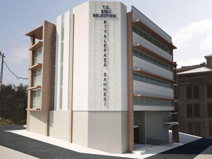 Piyalepaşa Kültür Merkezi Şişli Belediyesi 2010