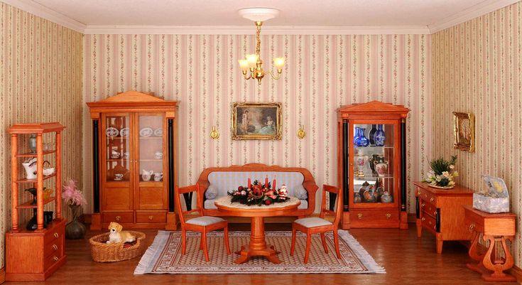 Unser Biedermeier Wohnzimmer. Die Wohnkultur Der