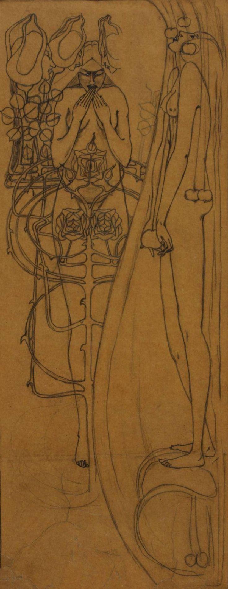 Hunterian Art Gallery Mackintosh collections: GLAHA 41976