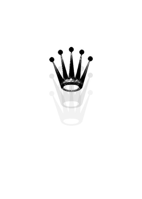 77 best jus king ish images on pinterest corona crown for Omega tattoo jackson heights