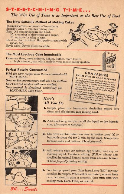 Stretch Time: 1943 Betty Crocker Your Share - Wartime Meal Planning