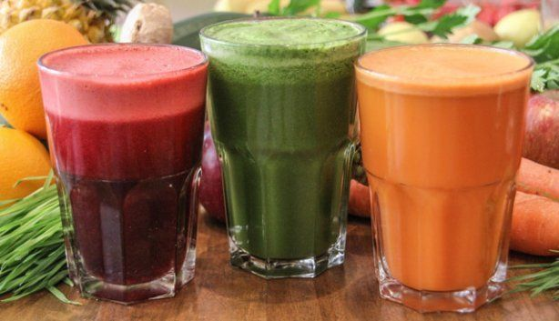 Crush Fresh Food Café and Juice Bar is the perfect place for a healthy bite in the Cape Town City Centre.