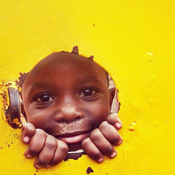 #Africa #Kampala #Uganda (Freedom Children's Home)