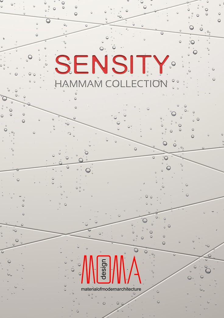Exclusive SENSITY #HAMMAM catalog at #Cersaie2013