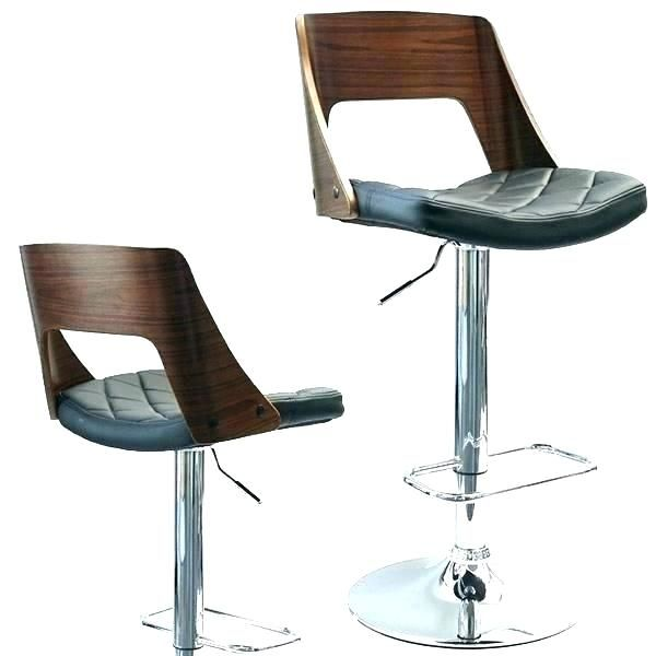 Elegant Counter Height Desk Chair Photographs Luxury Counter