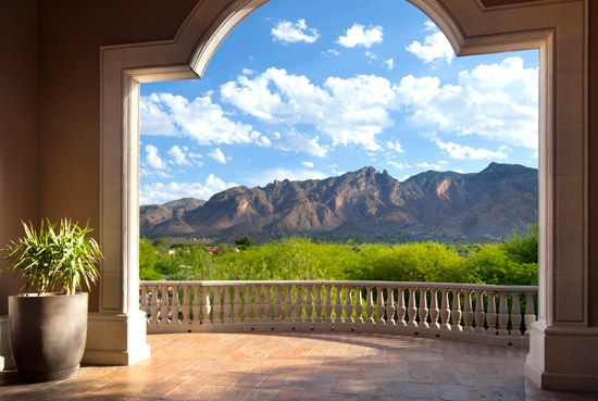 Another view: The Westin La Paloma Resort & Spa - Tucson, Arizona, USA