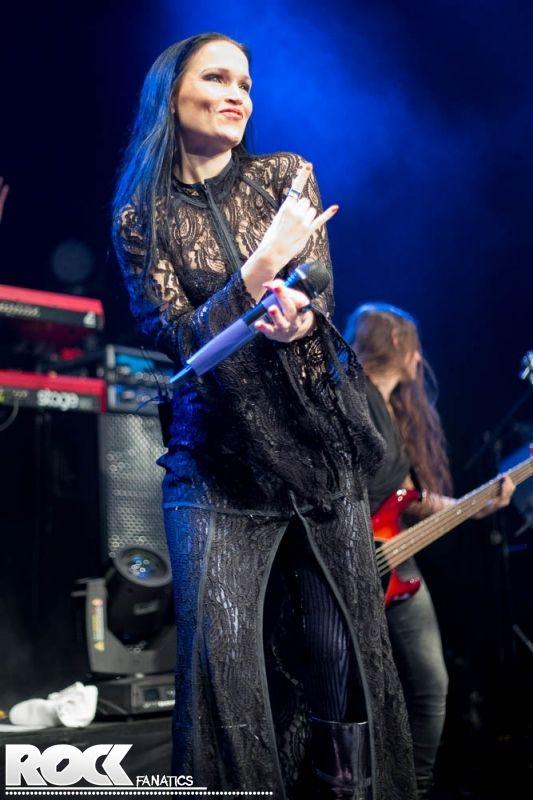 Tarja – 02.11.2013 – Gloria Theater, Köln von Steffie Wunderl