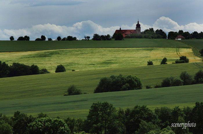 Českomoravská vysočina , Czech - Moravian Highlands