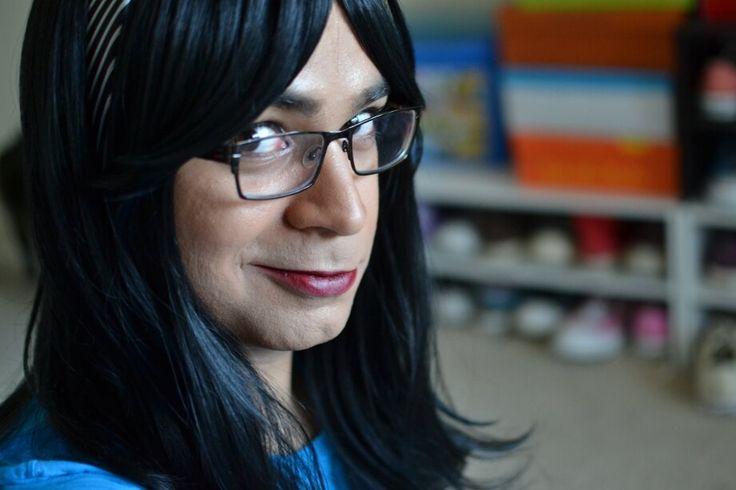 Agree, this Transvestite makeup guide amusing idea