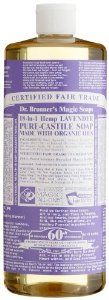 Dr. Bronner's Magic Soaps Pure-Castile Soap, 18-in-1 Hemp Lavender, 32-Ounce - See more at: http://supremehealthydiets.com/category/beauty/bath-body/cleansers/page/2/#sthash.6rbkUGMo.dpuf