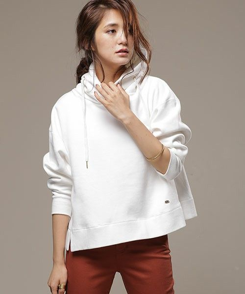 【ZOZOTOWN 送料無料】nano・universe(ナノユニバース)のパーカー「Couture-line(クチュールライン) 裏毛ワイドパーカープルオーバー 」(9999165113515)を購入できます。