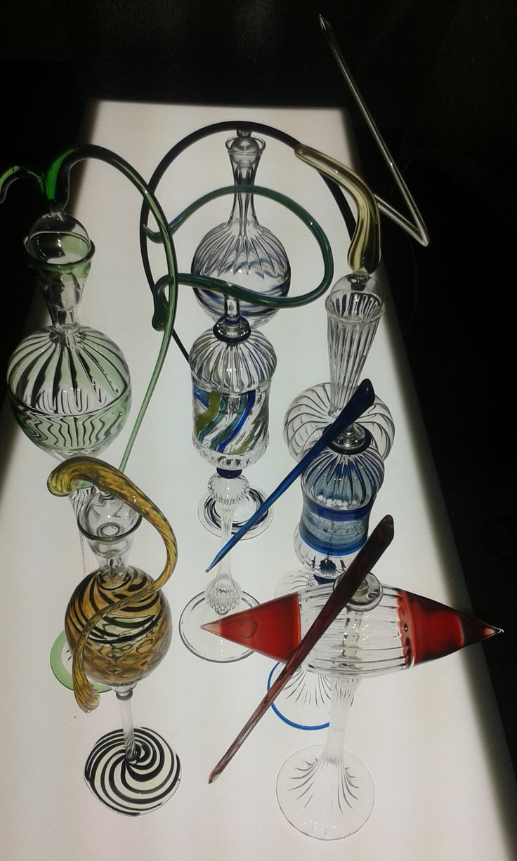 glass art my work