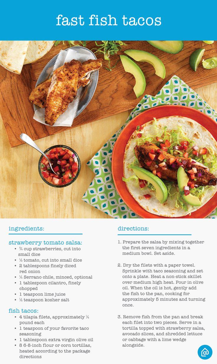 ... Tacos De Tilapia sur Pinterest | Tilapia Noircie, Tacos et Tacos Aux