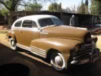 1947 Chev Fleetline