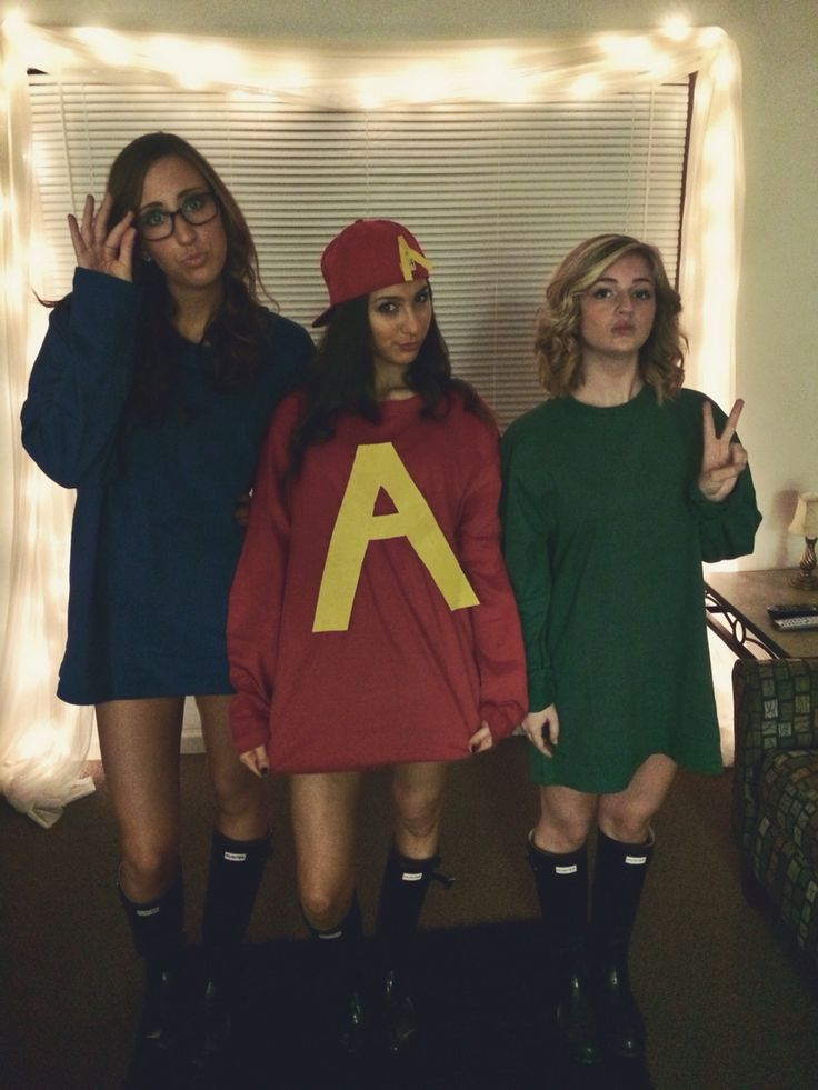 Alvin and the Chipmunks Halloween costume