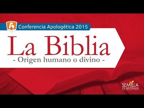 El Canon Bíblico - YouTube