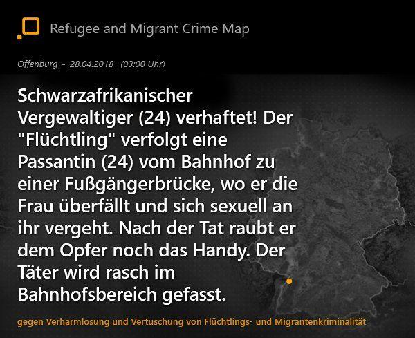 Pin auf Asylbetrug
