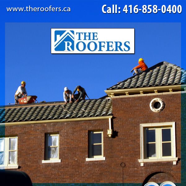 call us today on 416 858 0400  for all roofing related services.The Roofers roofing services always ready to solve your all roofing problems
